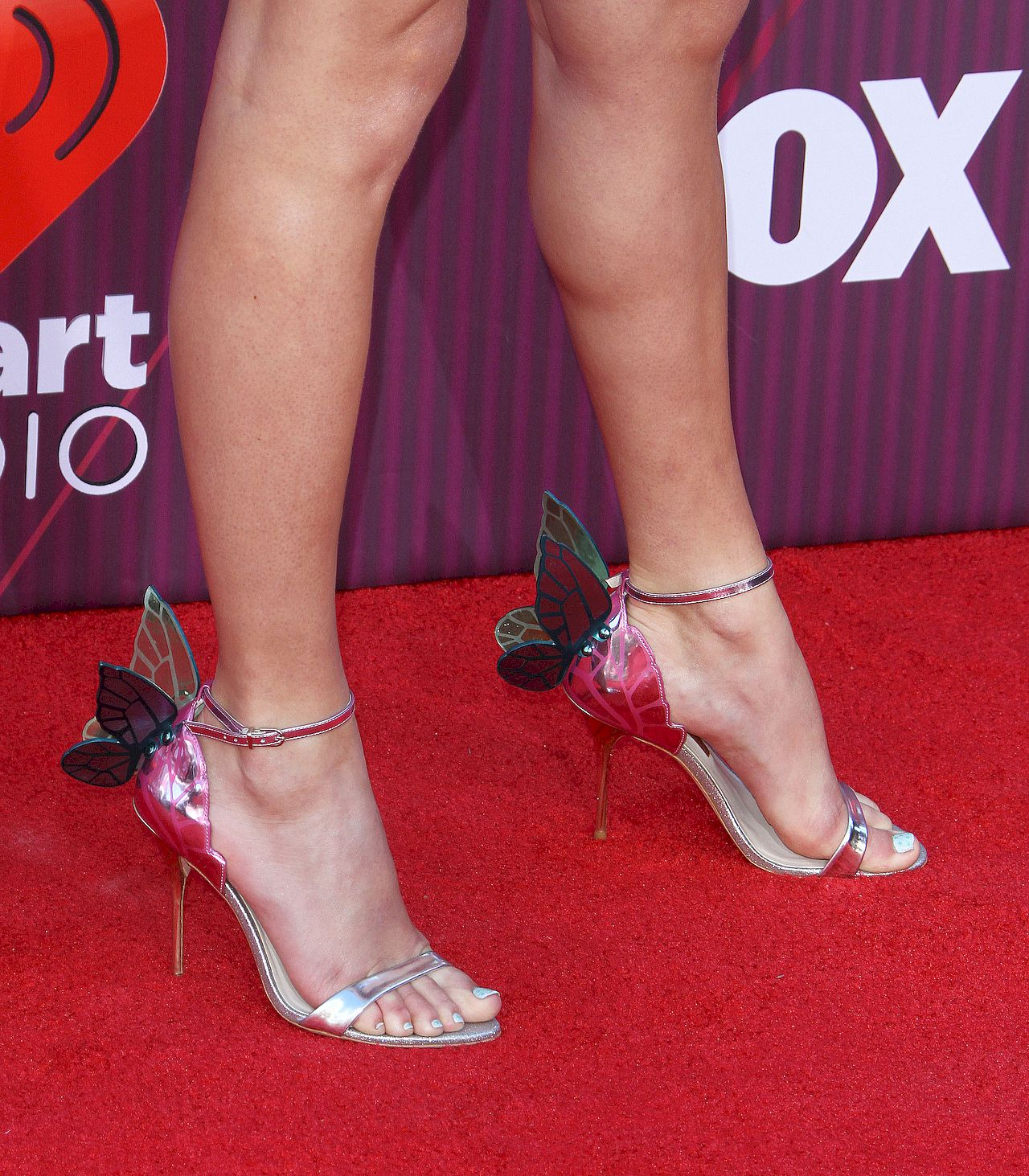 Buty Taylor Swift na iHeart Radio