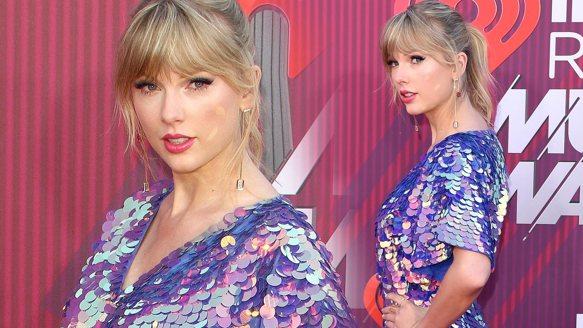 Buty Taylor Swift zrobiły FURORĘ na czerwonym dywanie (ZDJĘCIA)