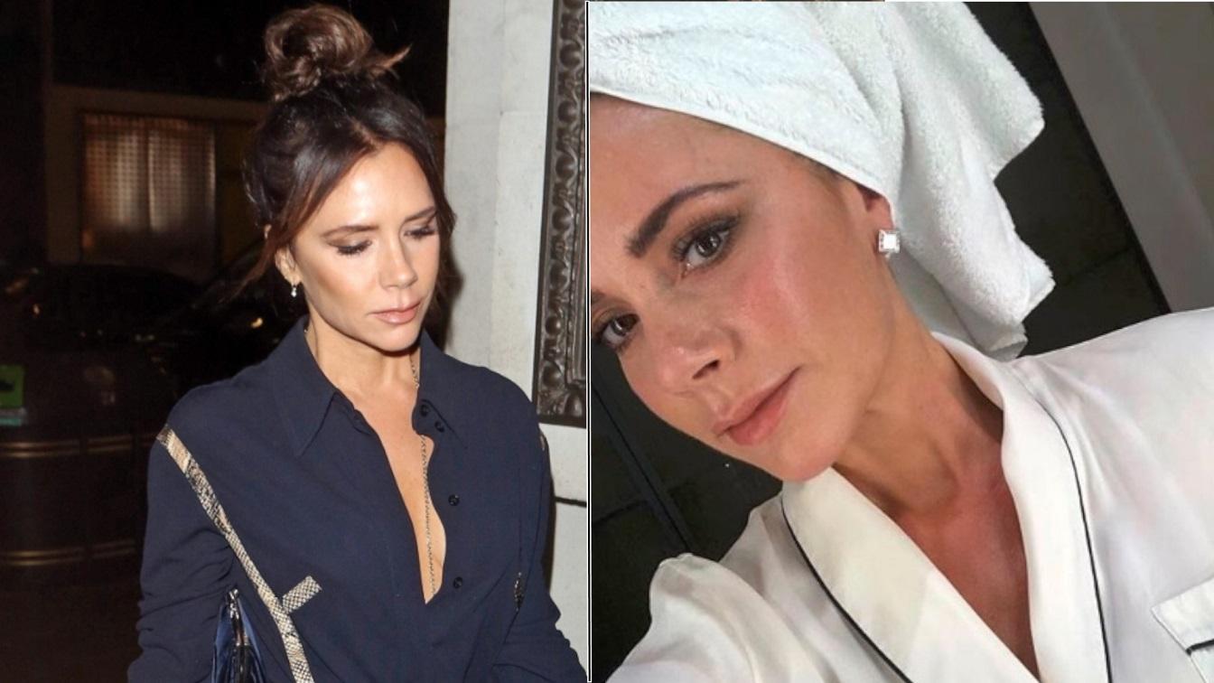 Jak pielęgnuje twarz Victoria Beckham? Zdradziła jej kosmetyczka