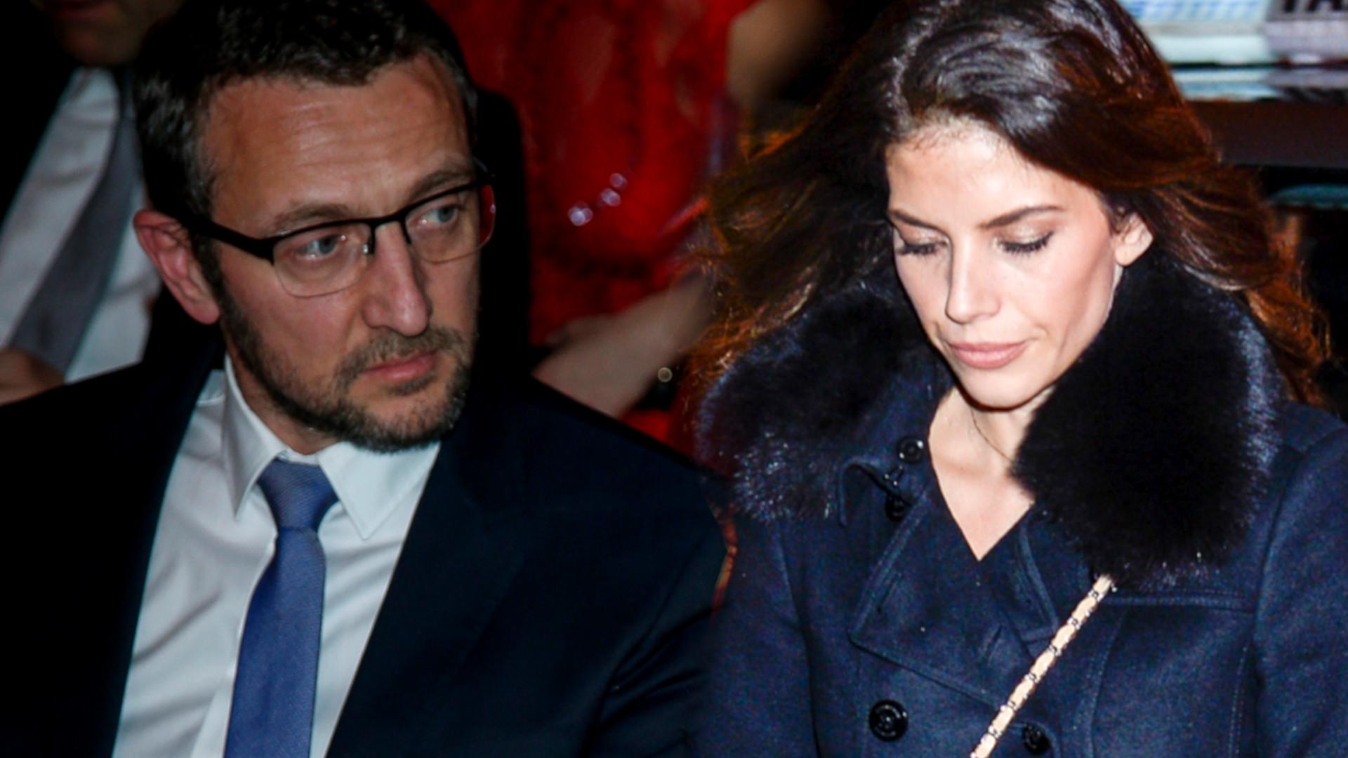 Były partner Weroniki Rosati, Robert Śmigielski, SKOMENTOWAŁ jej oskarżenia o przemoc