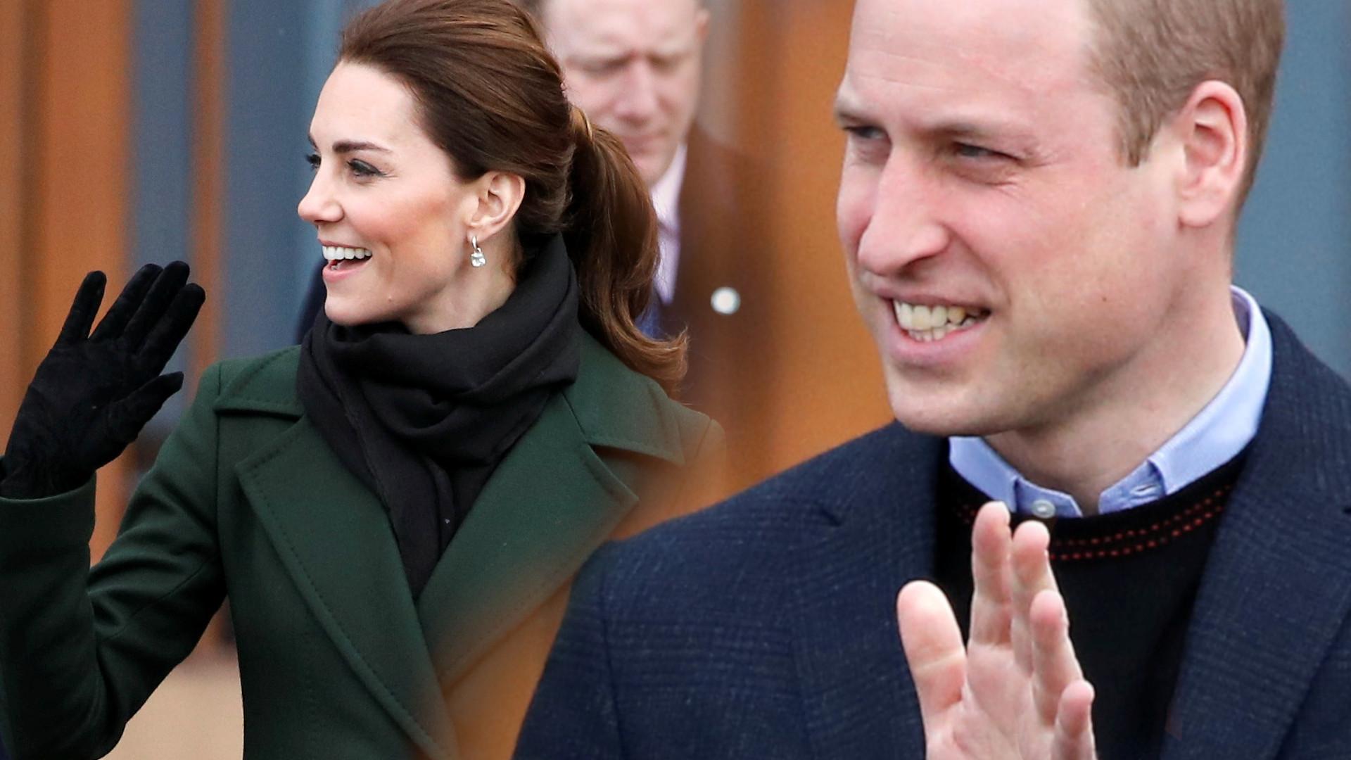 Dla księcia Williama robienie kucyka to KOSZMAR. Zdradził, gdzie się nauczył spinać włosy