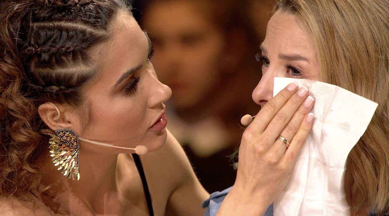 Ewa Chodakowska płacze na planie Dance, Dance, Dance