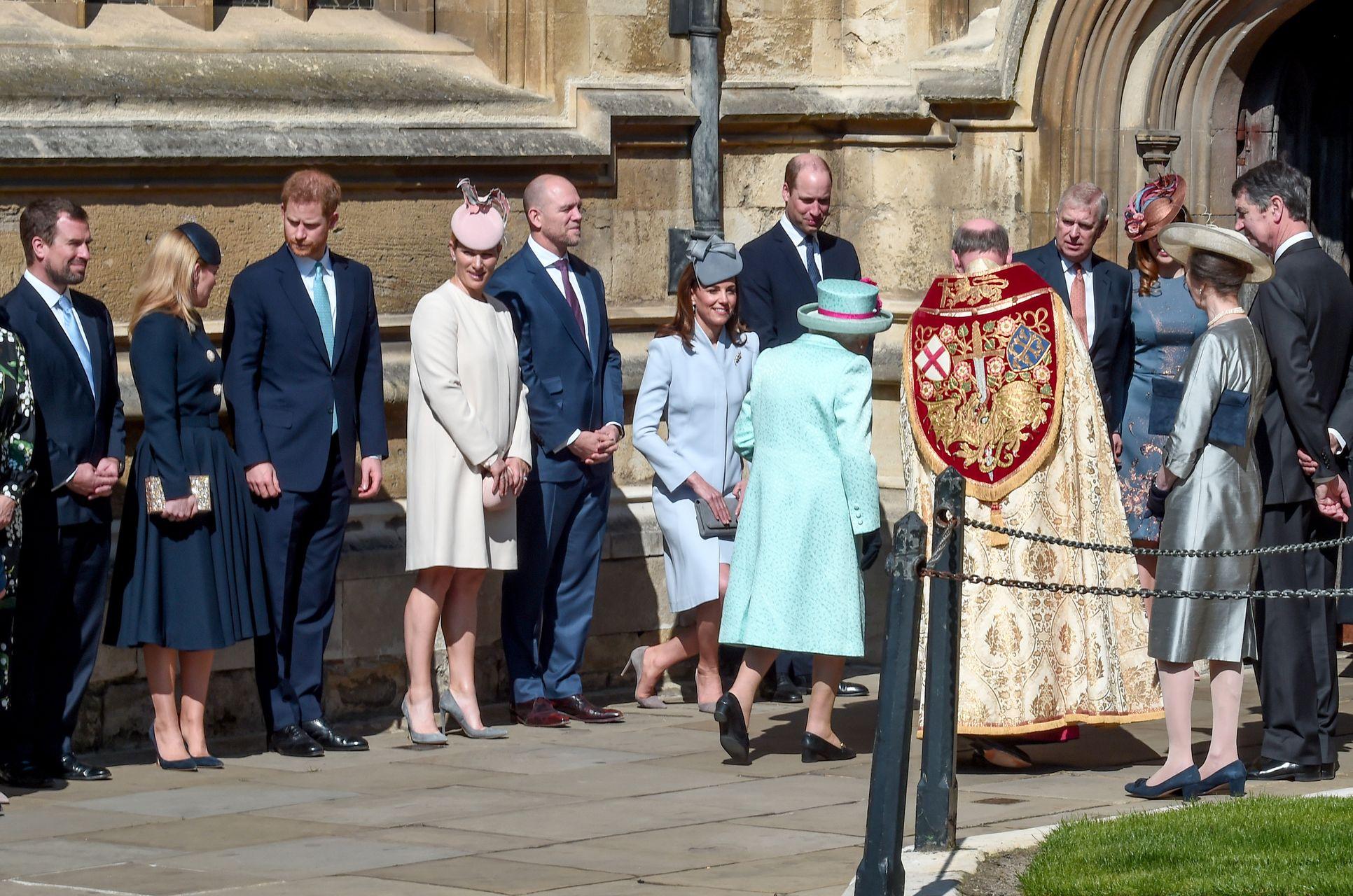 Królowa ELżbieta kończy 93 lata