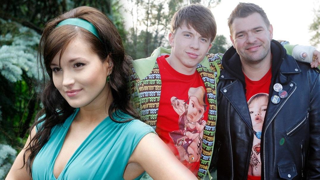39 i pół wraca na antenę. Marina Łuczenko i Tomasz Karolak na jednym zdjęciu po 10 latach. Jak się zmienili?