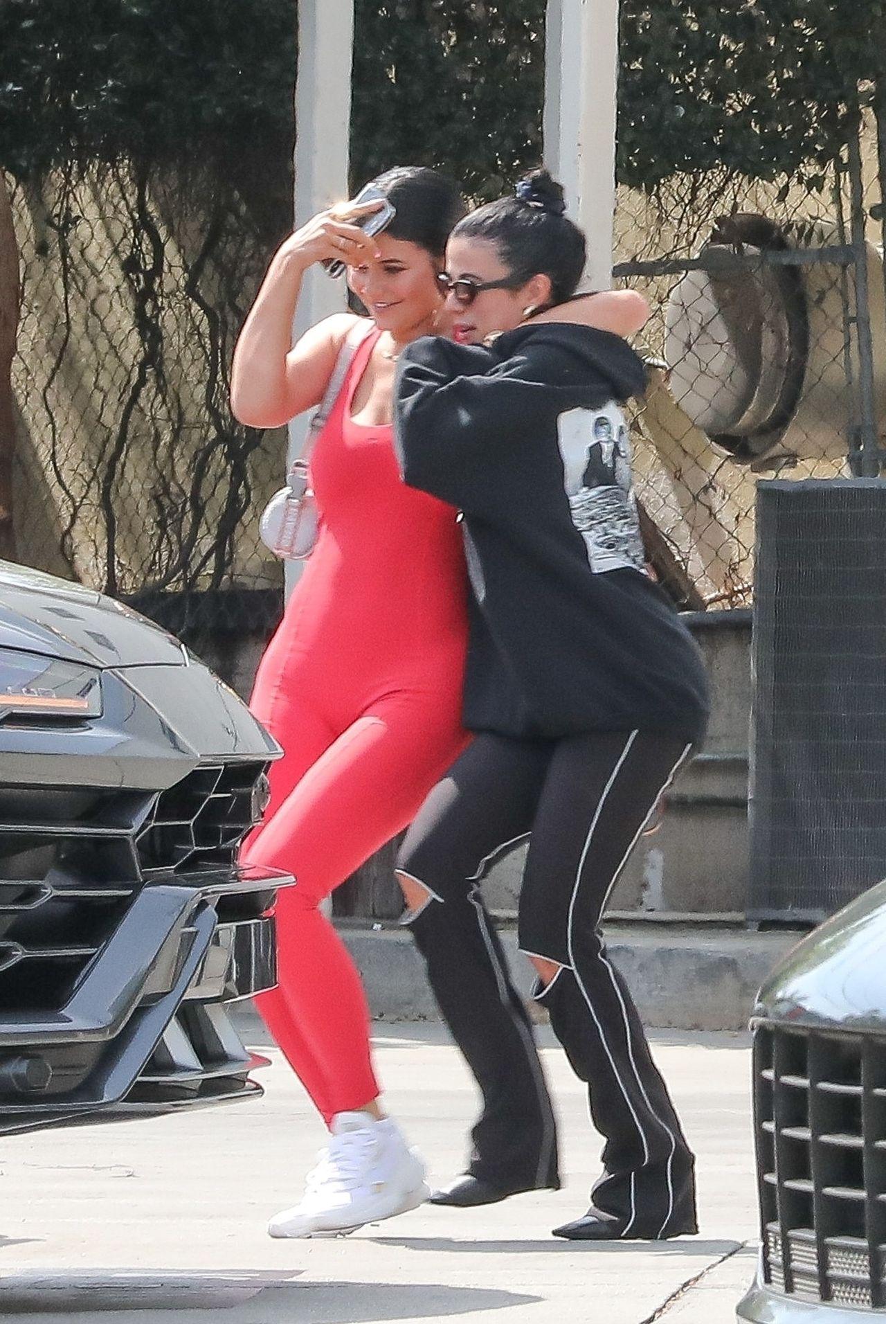 Kylie Jenner z nową przyjaciółką