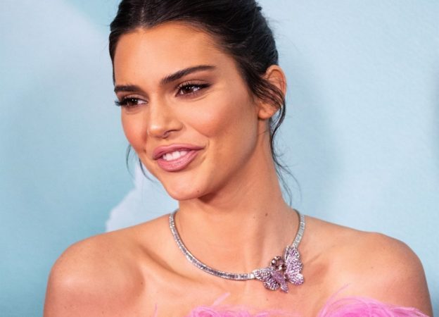 Kendall Jenner attends Tiffany & Co Sydney Store Opening - Red Carpet Arrivals