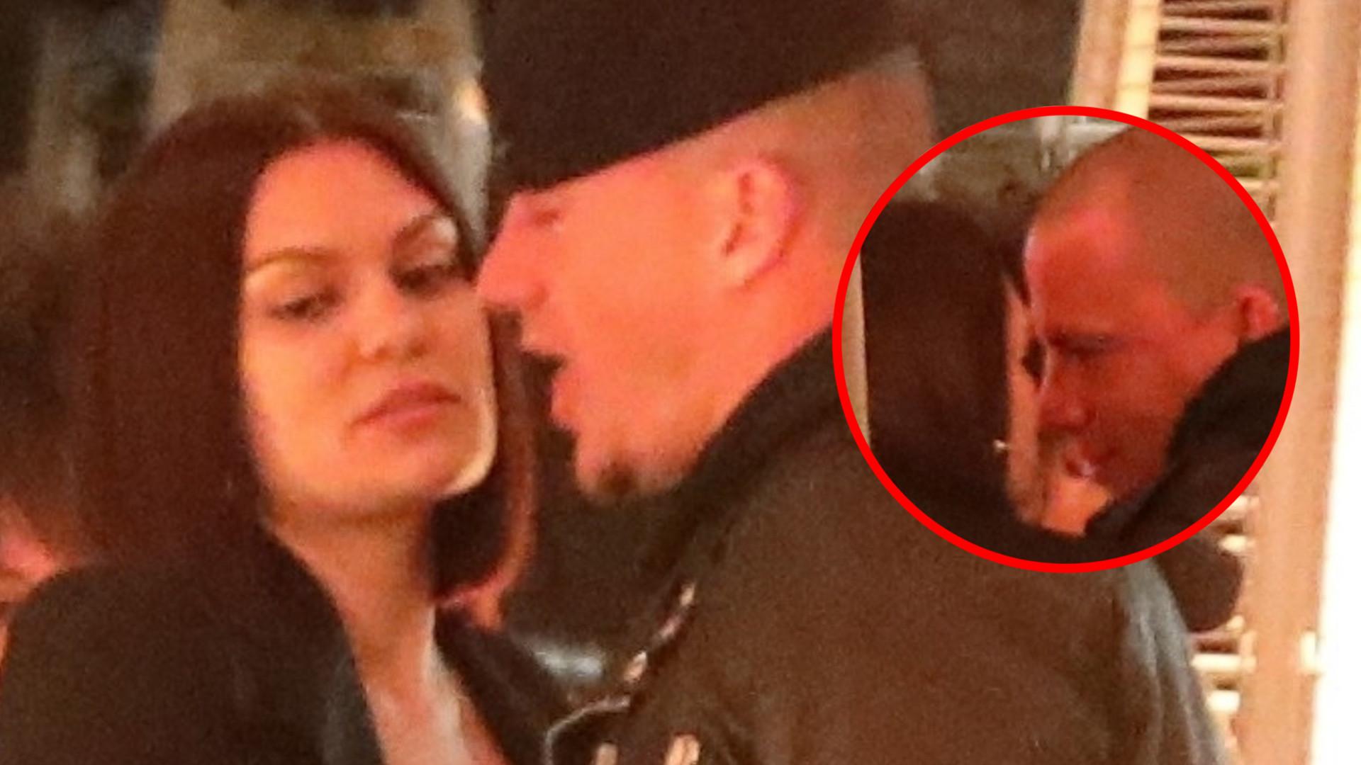 Channing Tatum i Jessie J poszli do klubu z przyjaciółmi, ale zachowywali się, jakby nikogo obok nie było (ZDJĘCIA)