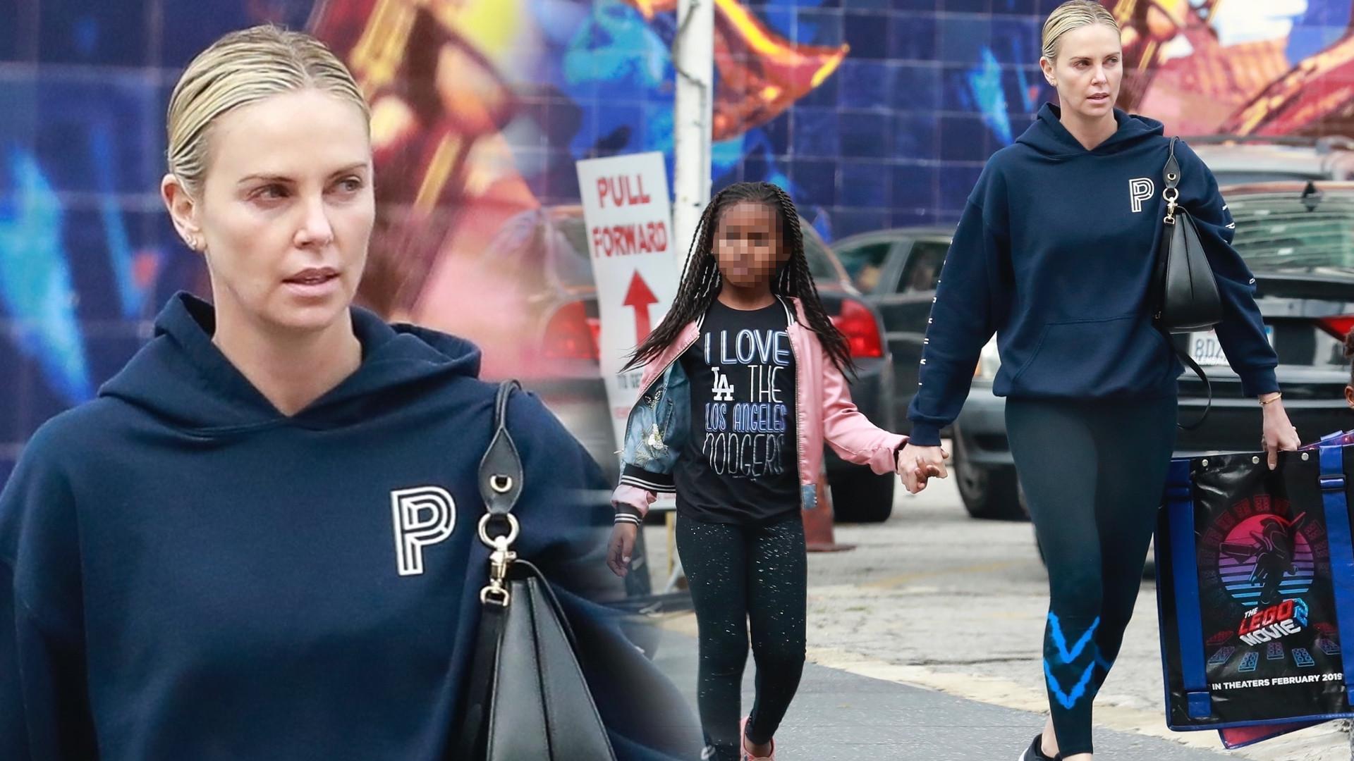 Charlize Theron wychowuje 7-letniego syna Jacksona jak dziewczynkę