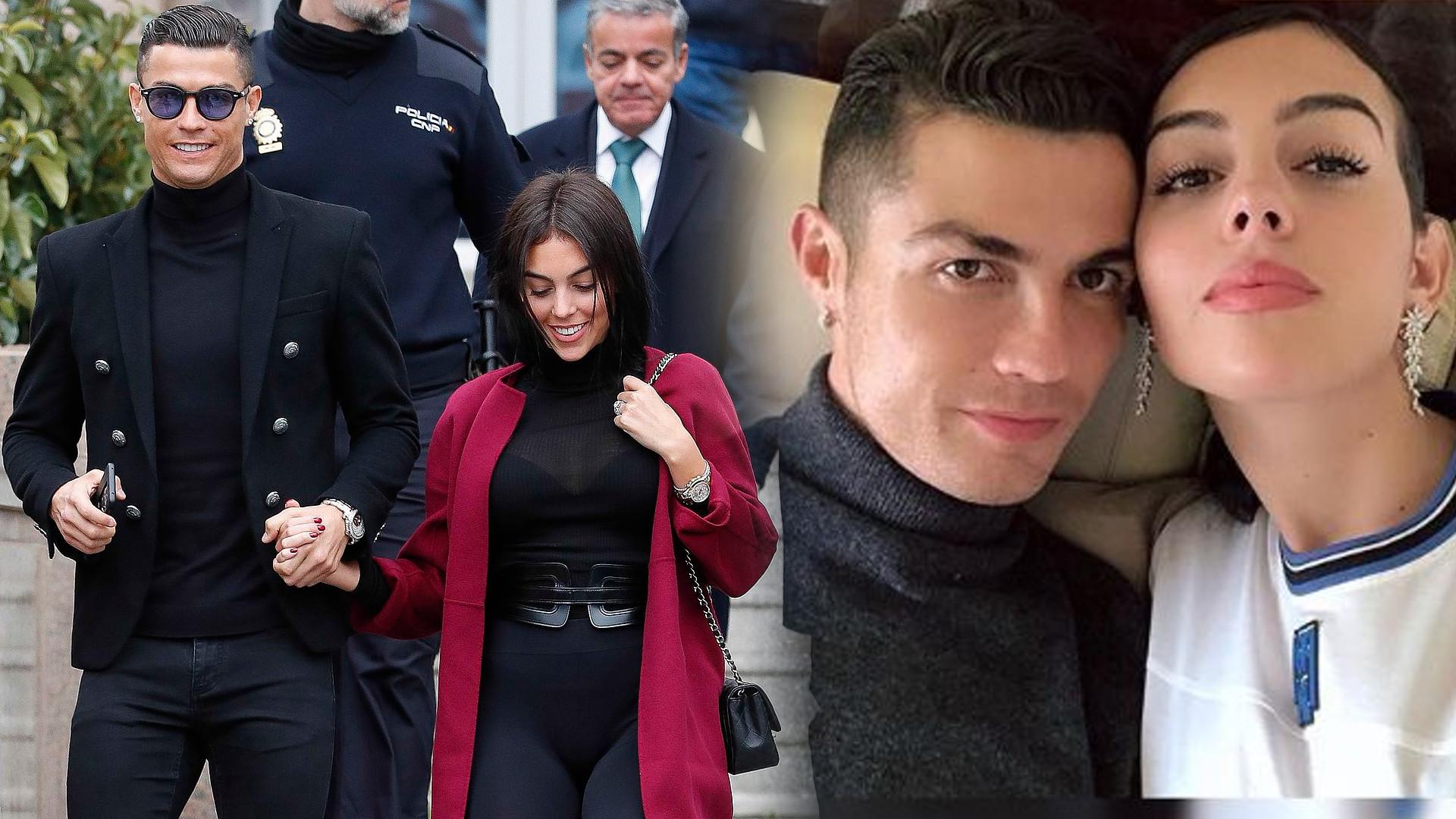 Georgina Rodriguez opowiada, jak poznała Cristiano Ronaldo – była asystentką sprzedaży w salonie Gucci