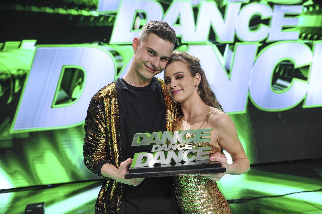 Adam Zdrójkowski i Wiktoria Gąsiewska wygrali Dance Dance Dance