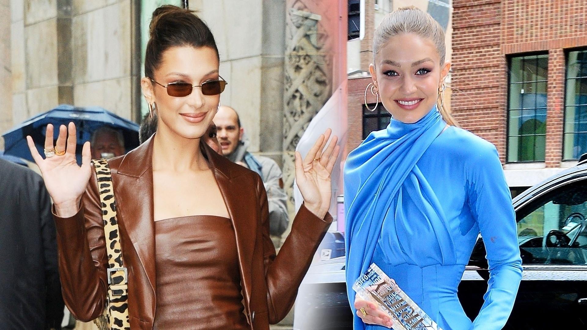 Gigi Hadid w tym kombinezonie wyglądała lepiej niż modelka na wybiegu (ZDJĘCIA)