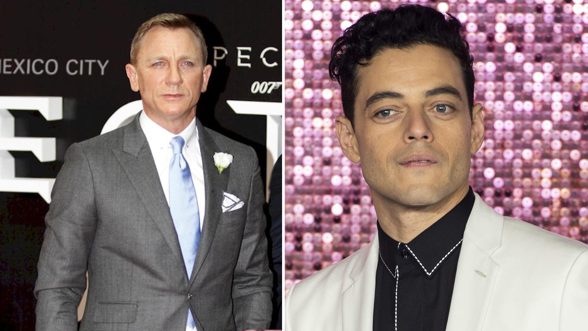 Rami Malek zagra CZARNY CHARAKTER w nowym filmie o Jamesie Bondzie