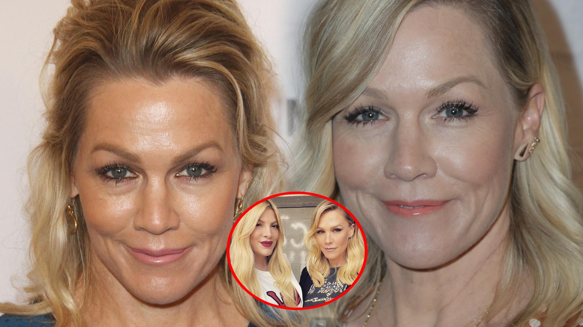 Co zrobiłaś z twarzą? – Fani Jennie Garth zobaczyli nowe zdjęcie gwiazdy Beverly Hills i oniemieli
