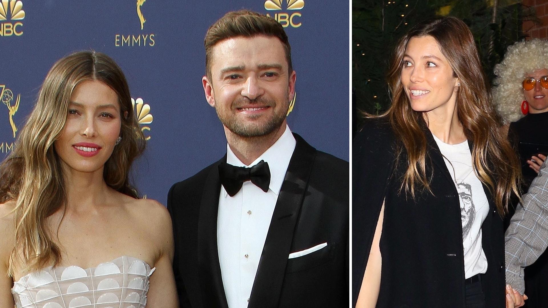 Justin Timberlake po obejrzeniu nagrania od żony: ROZWALIŁAŚ MNIE tą wiadomością. Tak bardzo cię kocham