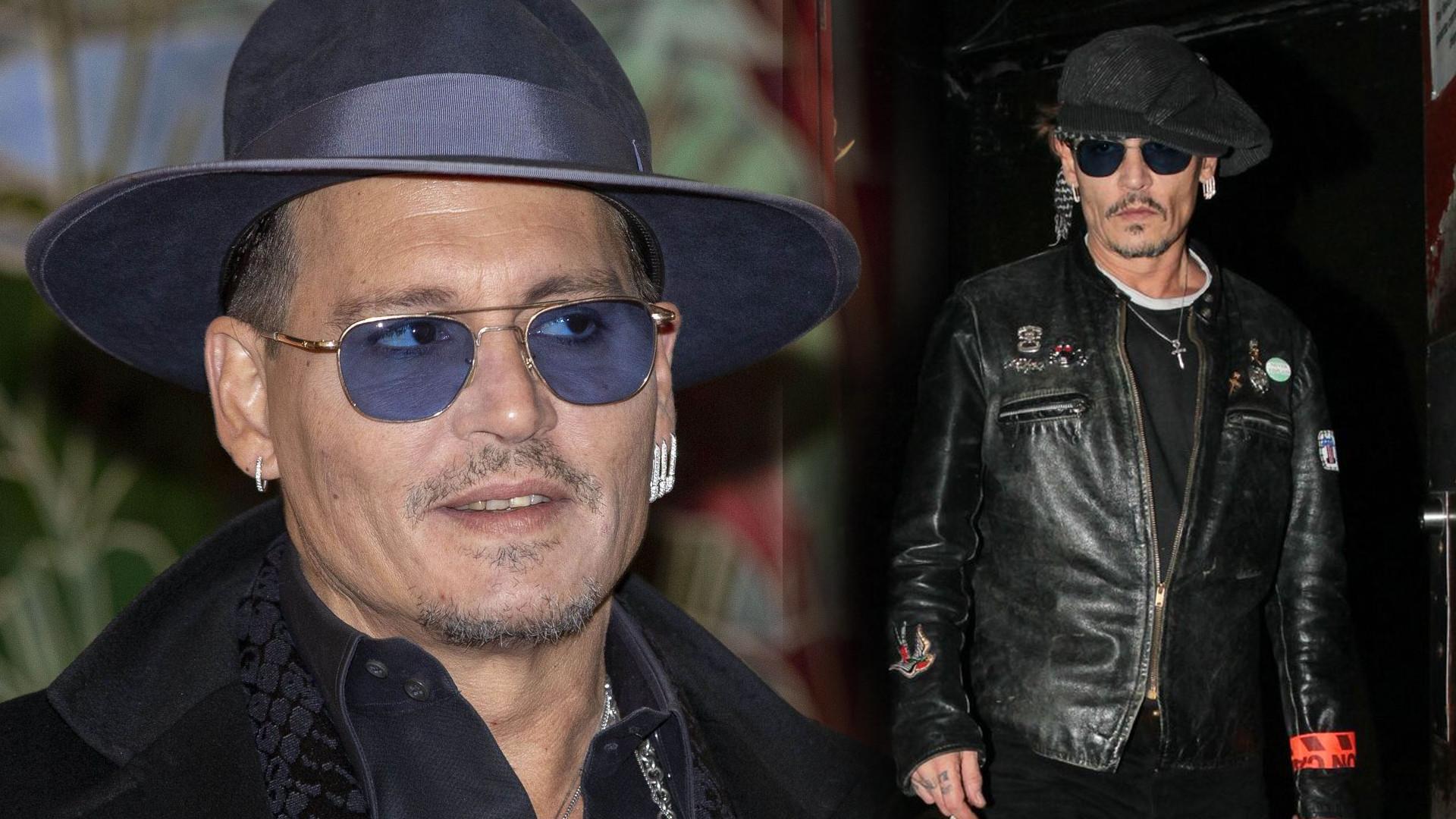 WOW! 55-letni Johnny Depp chce się OŻENIĆ z 20-letnią rosyjską TANCERKĄ GO-GO!