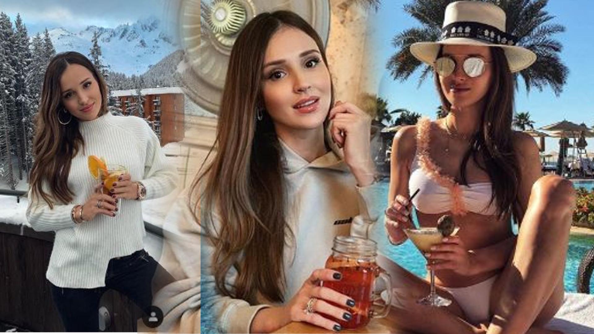 Jak wygląda dieta Mariny Łuczenko Szczęsnej?