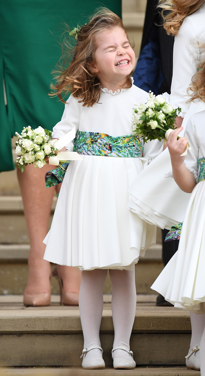 The Wedding of Princess Eugenie and Jack Brooksbank