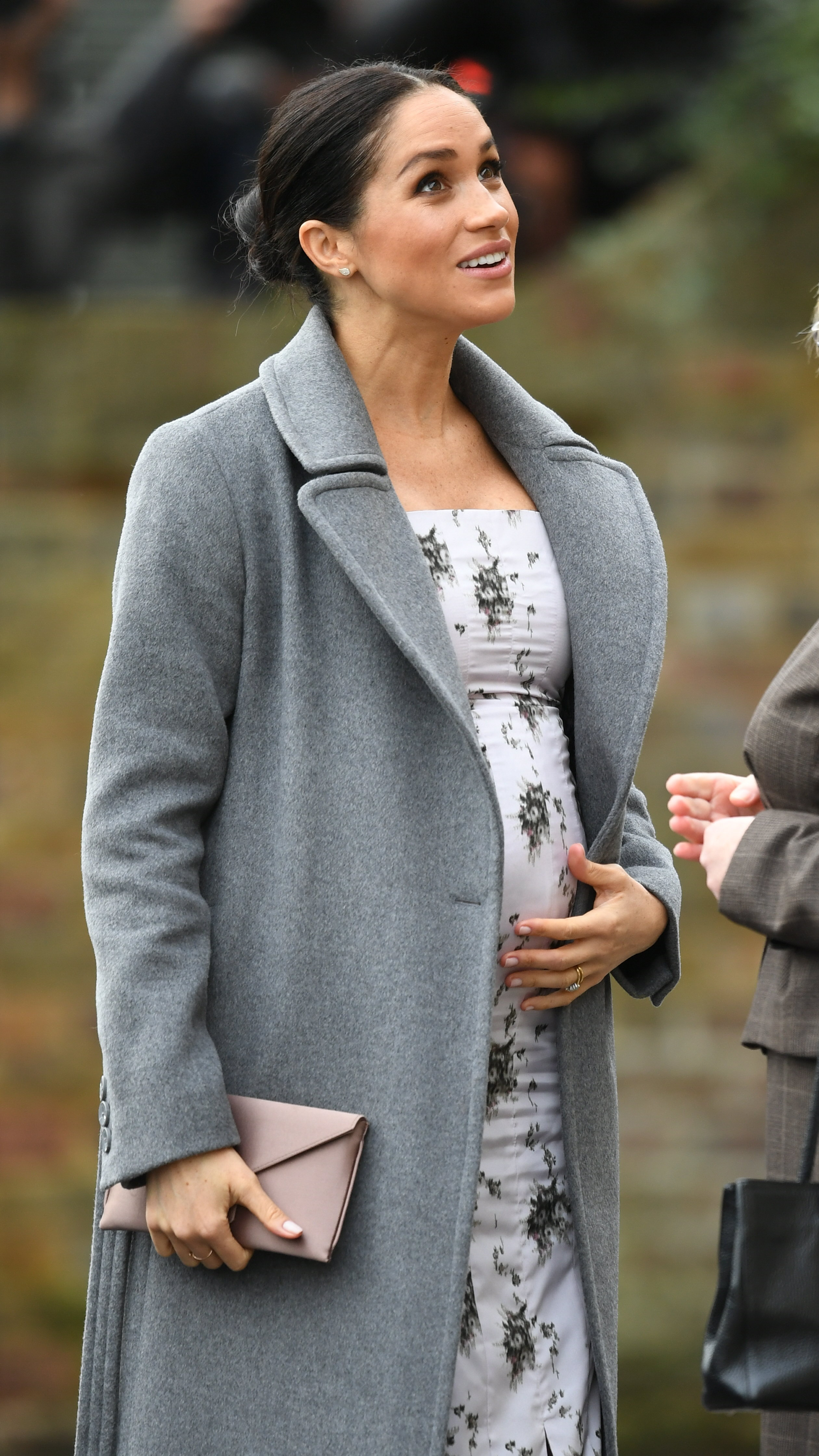 Meghan, Duchess of Sussex visits Brinsworth House