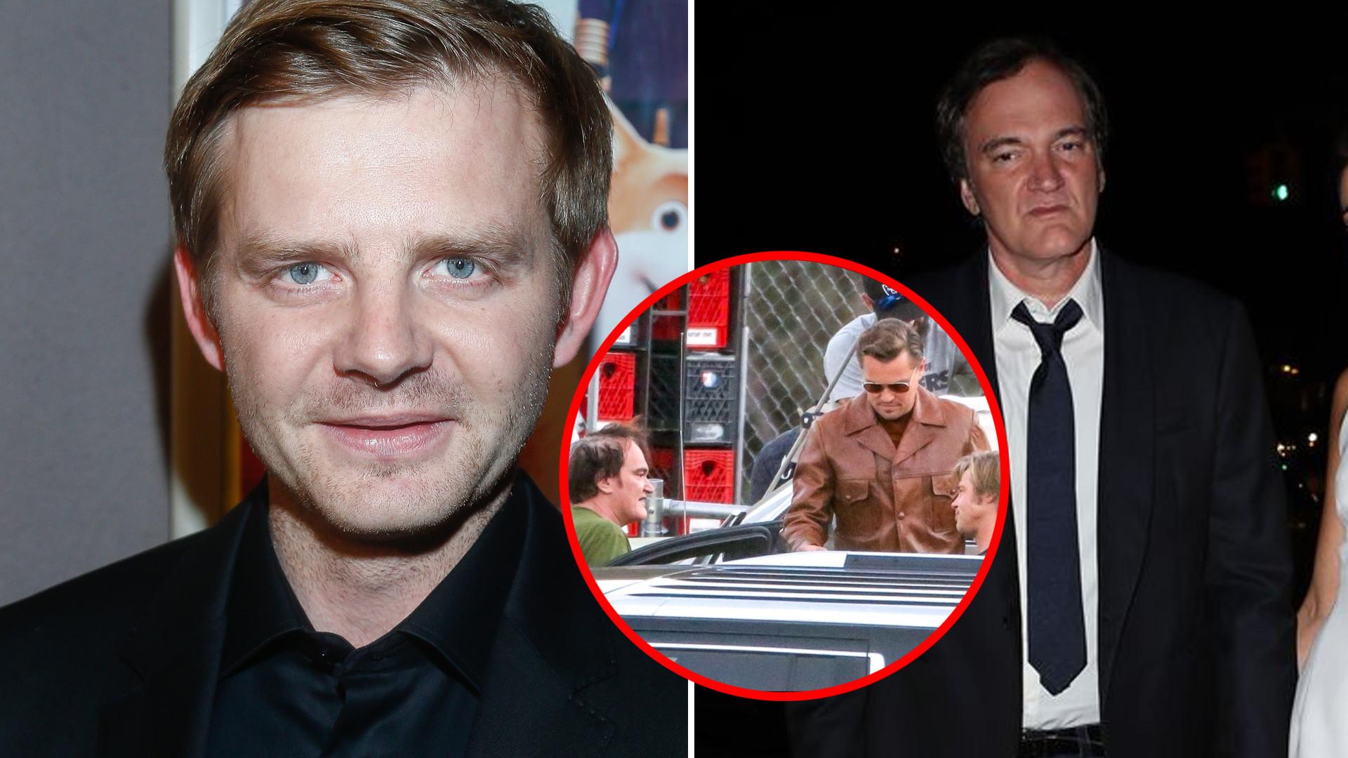 Rafał Zawierucha zostanie WYCIĘTY z filmu Quentina Tarantino?