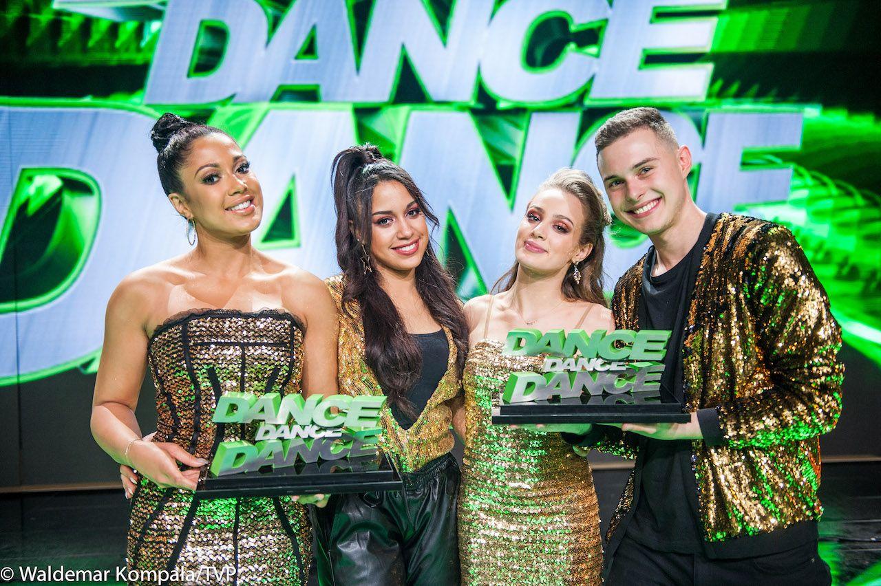 Wiktoria Gąsiewska i Adam Zdrójkowski wygrali Dance, Dance, Dance!