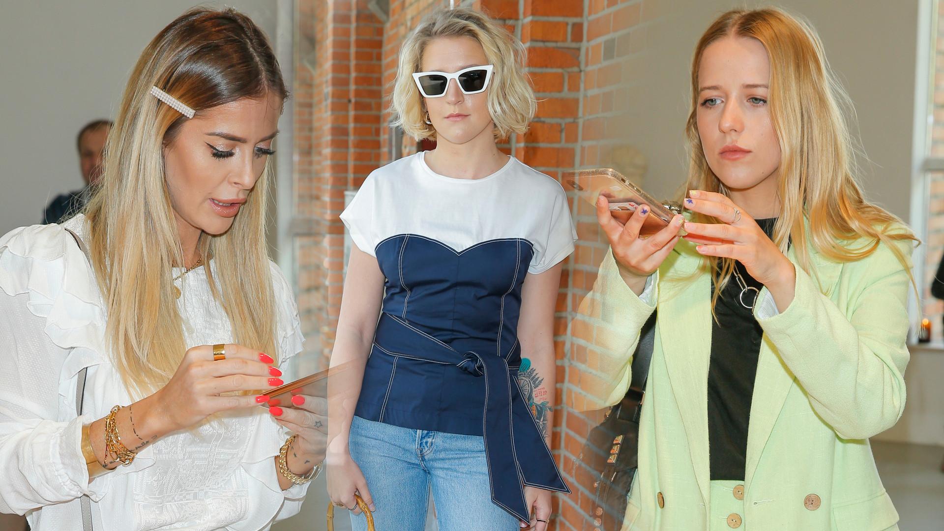 Pieczonka, Mercedes, Gessler i inne gwiazdy na otwarciu działu beauty w sklepie internetowym (ZDJĘCIA)