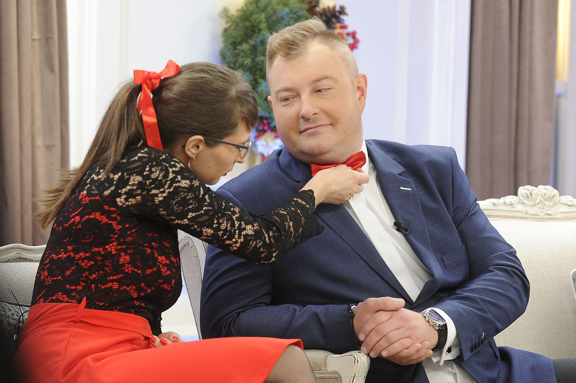 Agata Rusak Łukasz Sędrowski Rolnik szuka żony