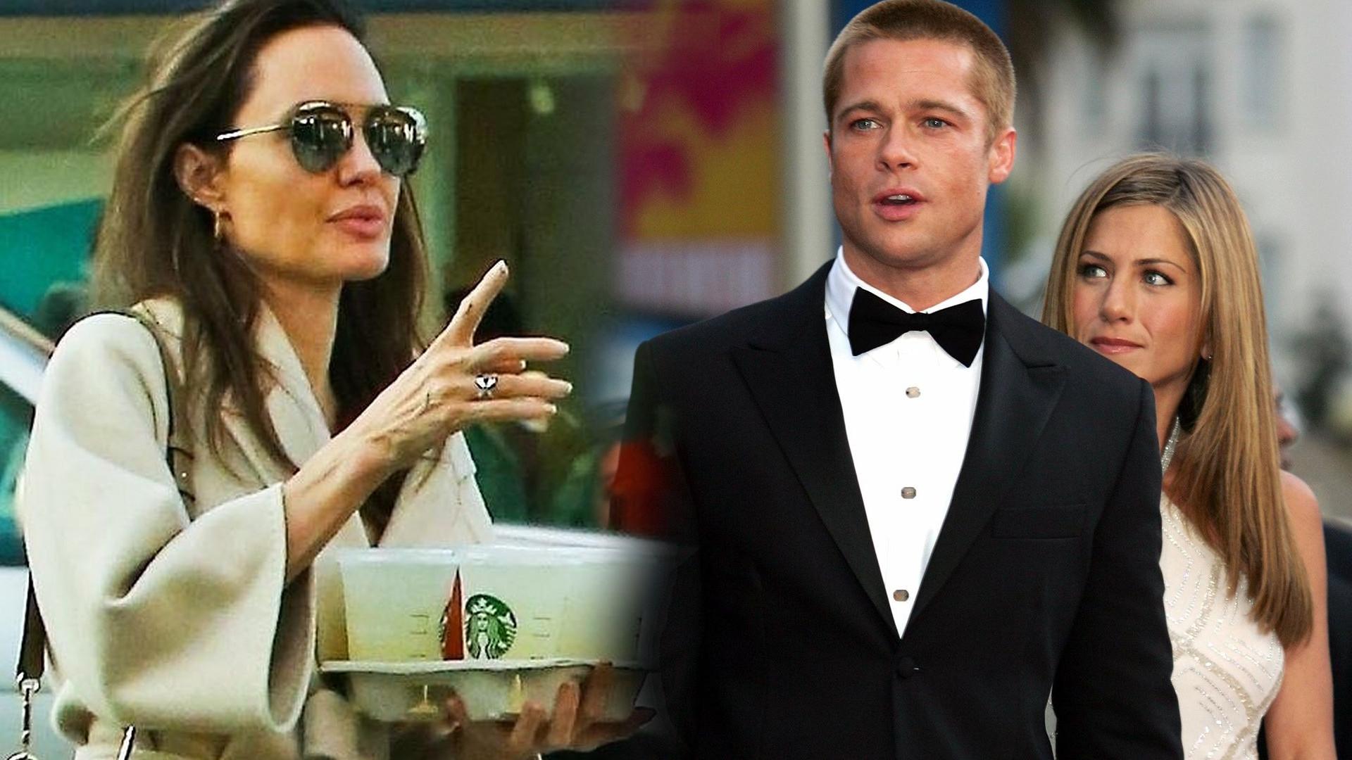 Angelina Jolie zrobiła PIERWSZY KROK, żeby wrócić do Brada Pitta! Szokujące informacje to HIT dnia