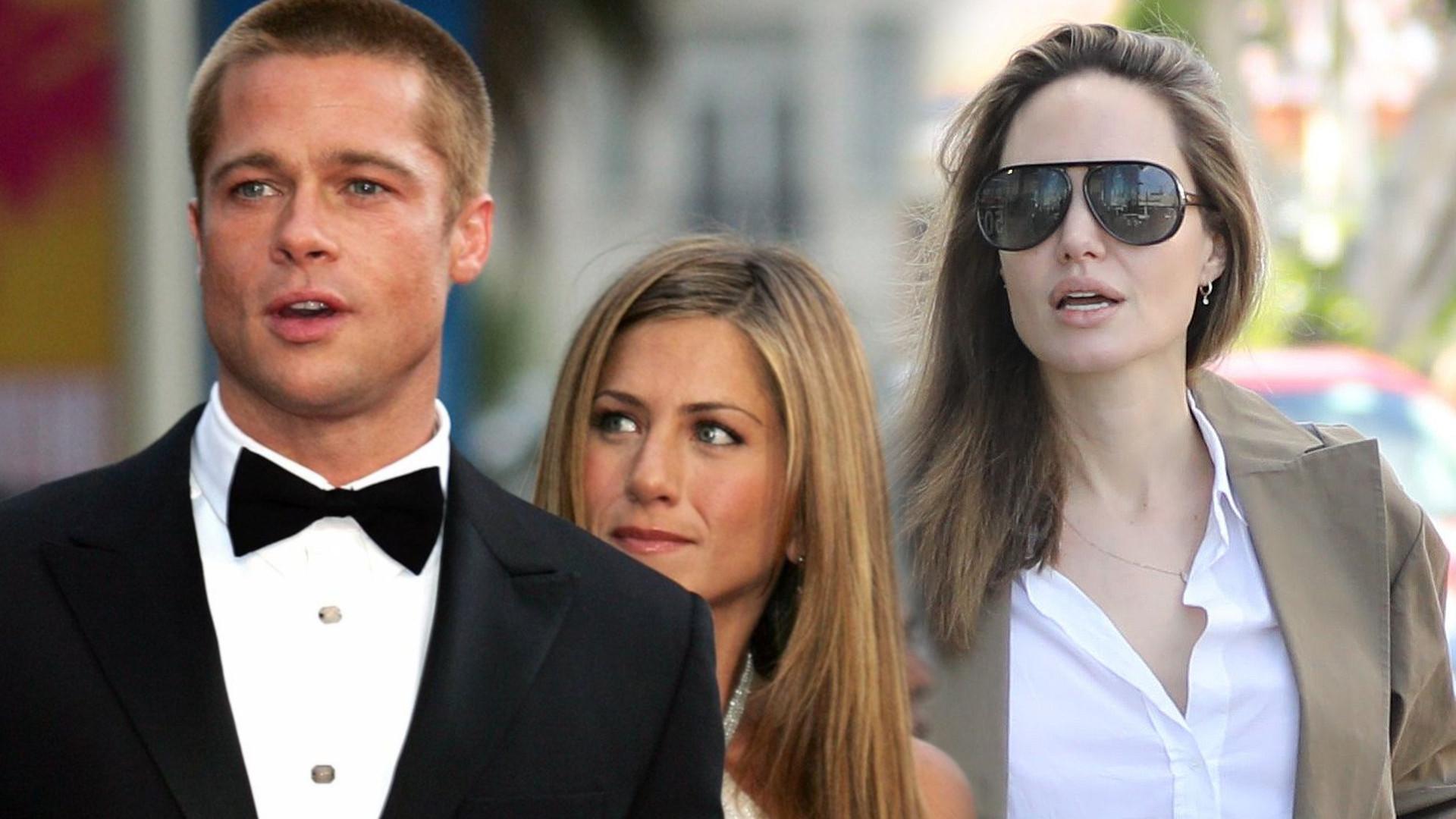 """Brad Pitt pierwszy raz o ROZWODZIE z Angeliną Jolie. Ma dość tej """"wariatki"""""""