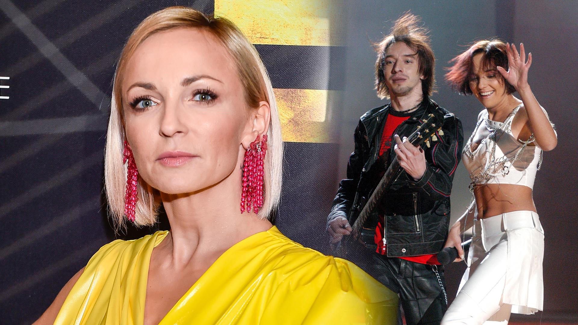 Żona lidera Łez ATAKUJE Annę Wyszkoni:  Odp… się w końcu od piosenek mojego MĘŻA