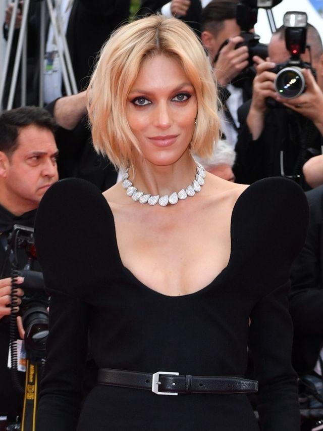 Cannes Celebrity attends the screening of 'BlacKkKlansman' during the 71st Cannes Film Festival / BACKGRID , kod: Anja Rubik