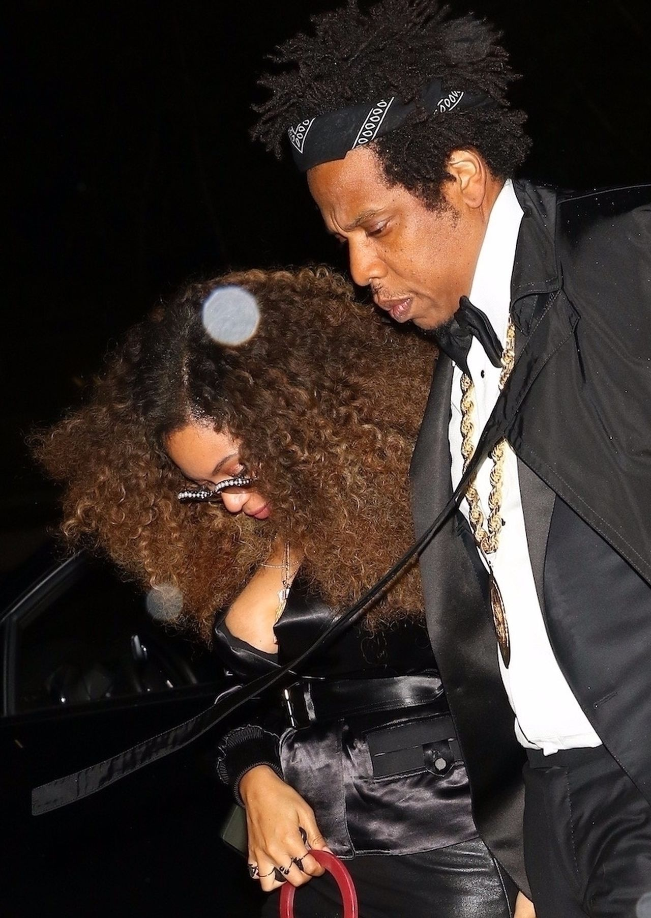 Po kryzysie w związku Beyonce i Jaya nie ma śladu