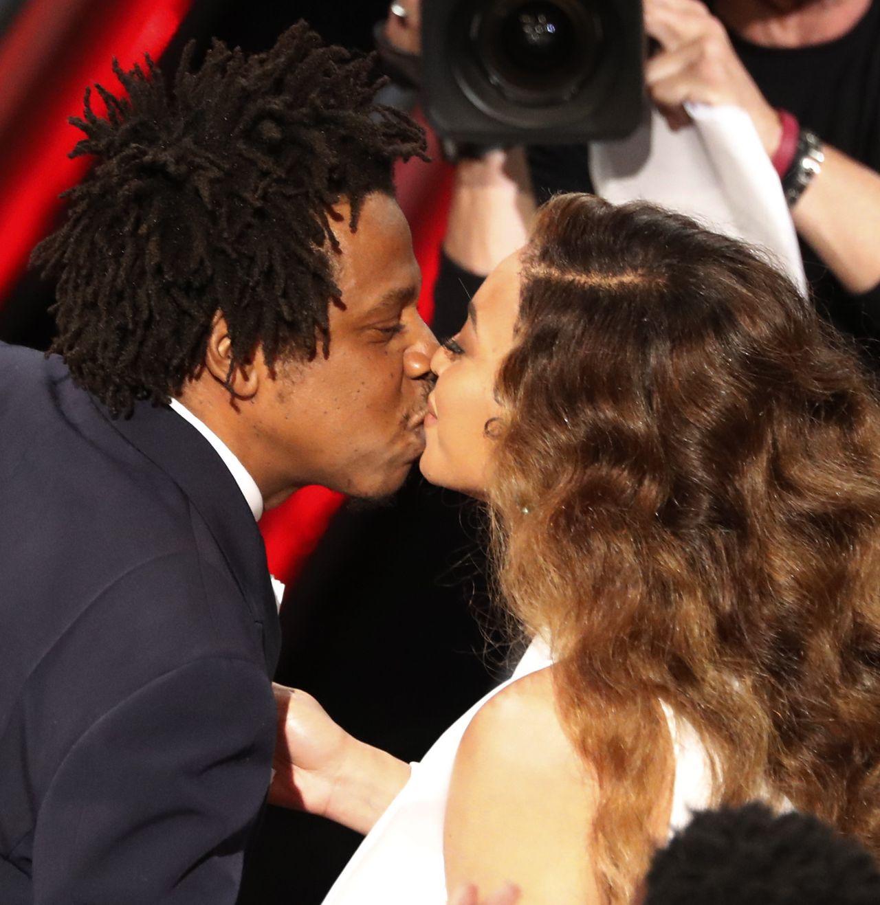 Beyonce z Jayem Z