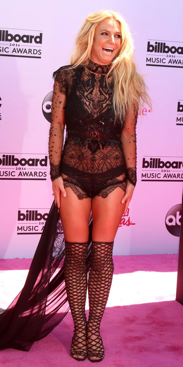 USA - Billboard Music Awards 2016 - Las Vegas