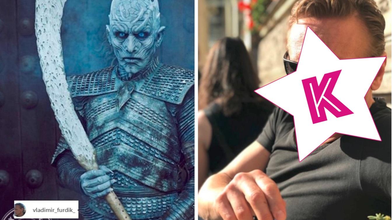 To nie bohater, a aktor Gry o Tron wzbudził zainteresowanie widzów