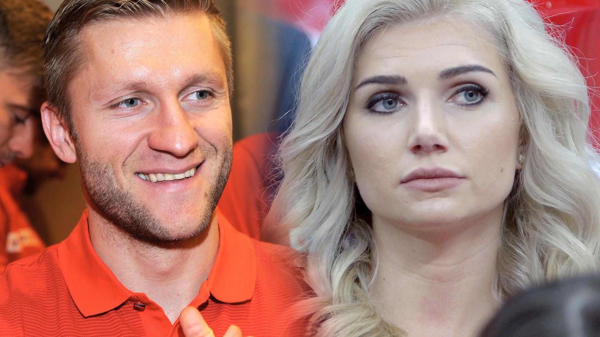 Jakub Błaszczykowski znów zostanie ojcem? W sieci pojawiły się zdjęcia jego żony Agaty z brzuszkiem