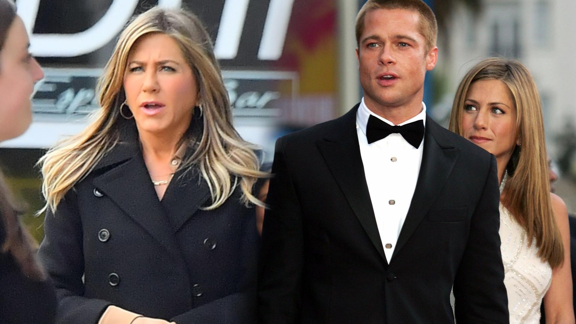 Jennifer Aniston i Brad Pitt naprawdę wzięli ŚLUB? Spójrzcie na to