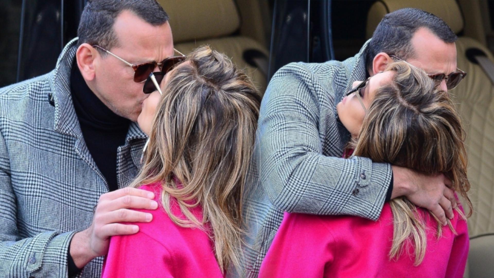 Jennifer Lopez otworzyła się i zdradziła więcej na temat związku z Alexem. Bardzo się bała