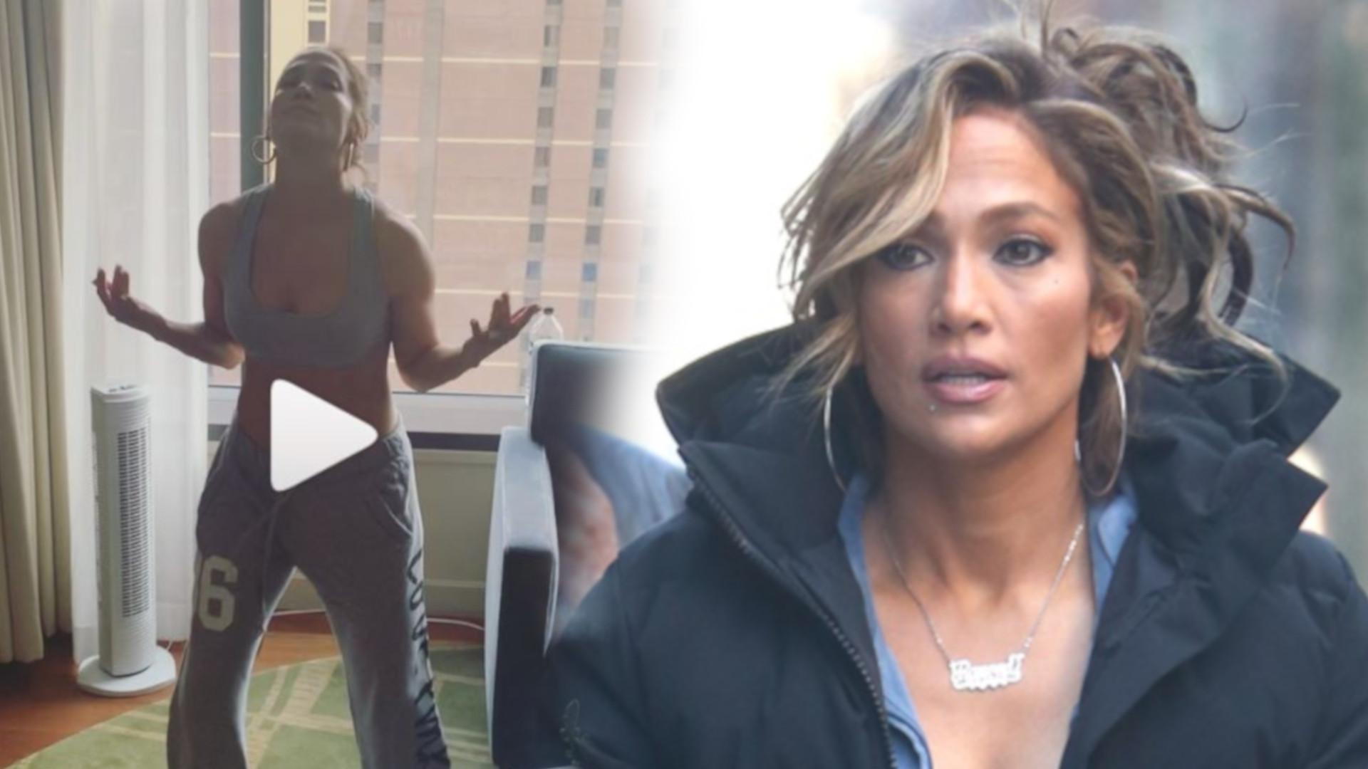 To nagranie to HIT sieci! Narzeczony Jennifer Lopez opublikował zaskakujący film (VIDEO)