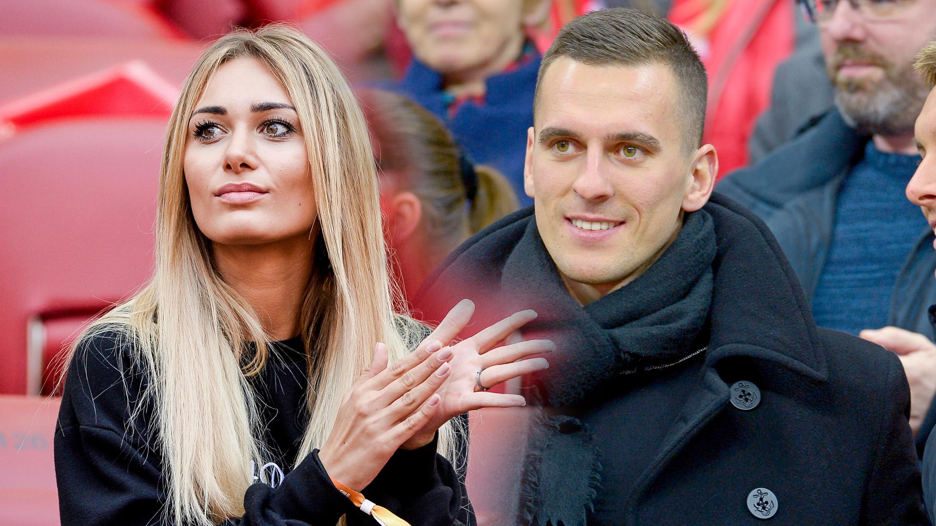Jessica Ziółek, dziewczyna Arka Milika, zaczęła sprzedawać UBRANIA – zobaczcie, ILE KOSZTUJE u niej płaszcz (ZDJĘCIA)
