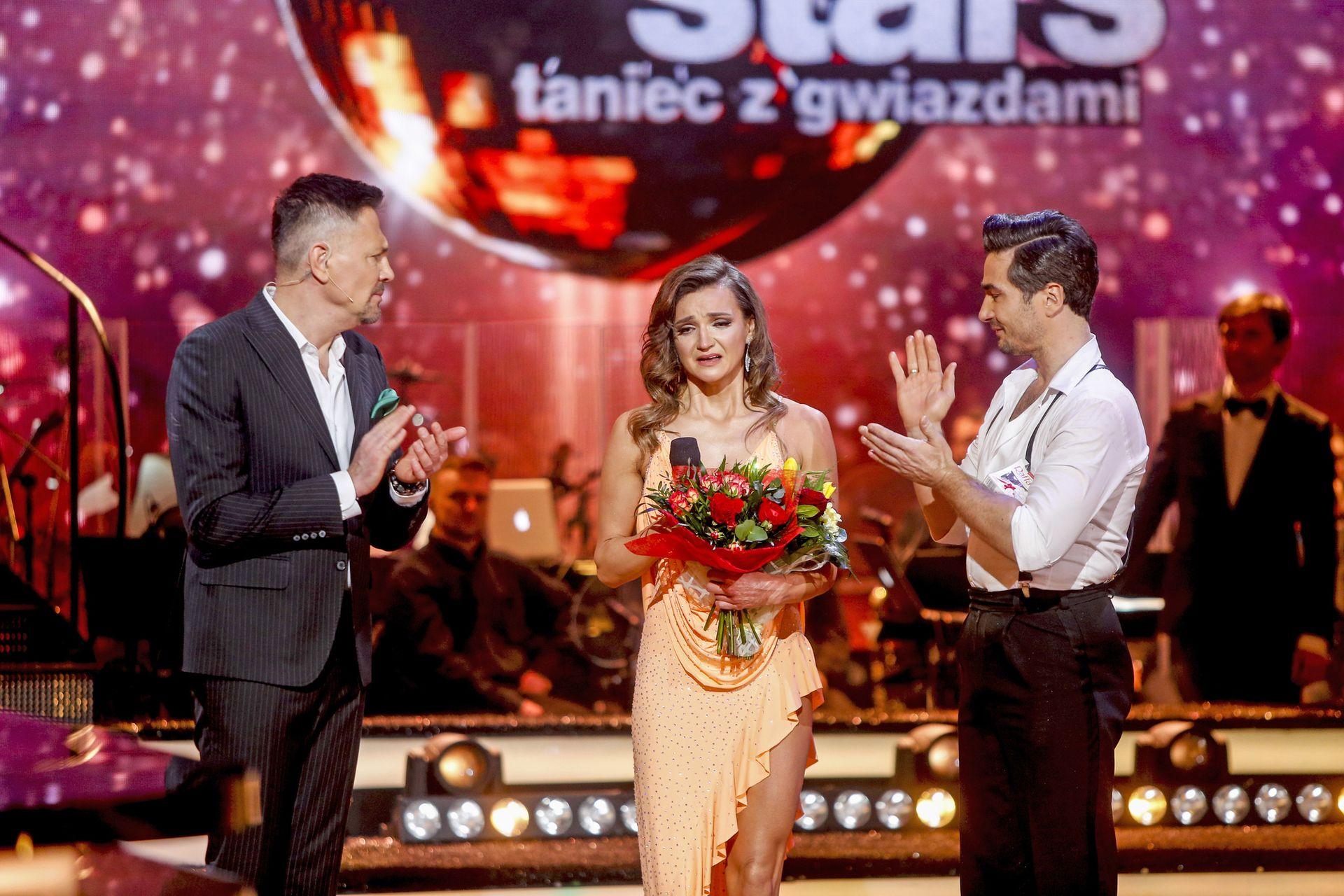 Joanna Mazur taniec z gwiazdami
