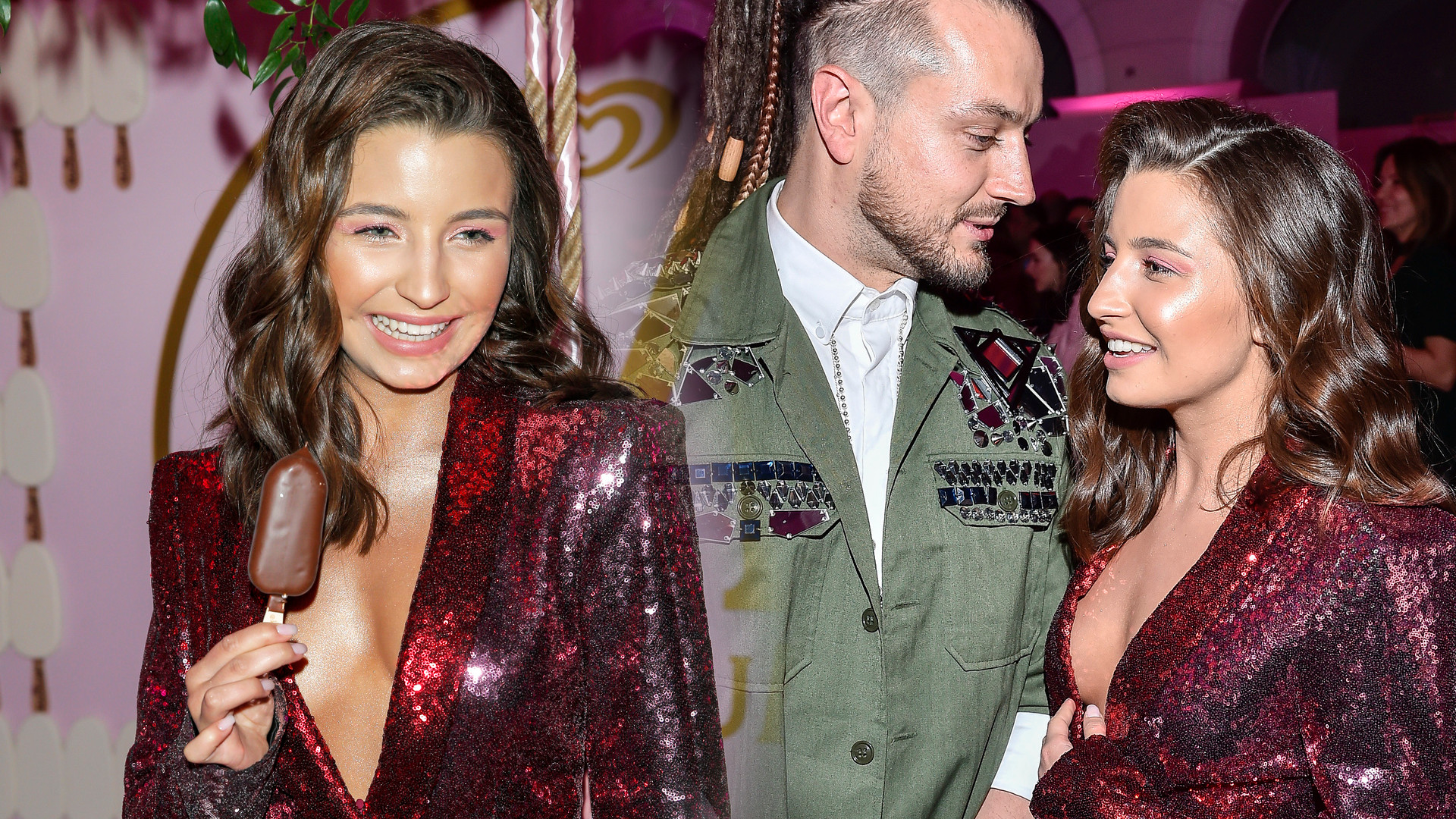 Julia Wieniawa PIERWSZY raz z Baronem na salonach – wyglądają na bardzo zakochanych (ZDJĘCIA)