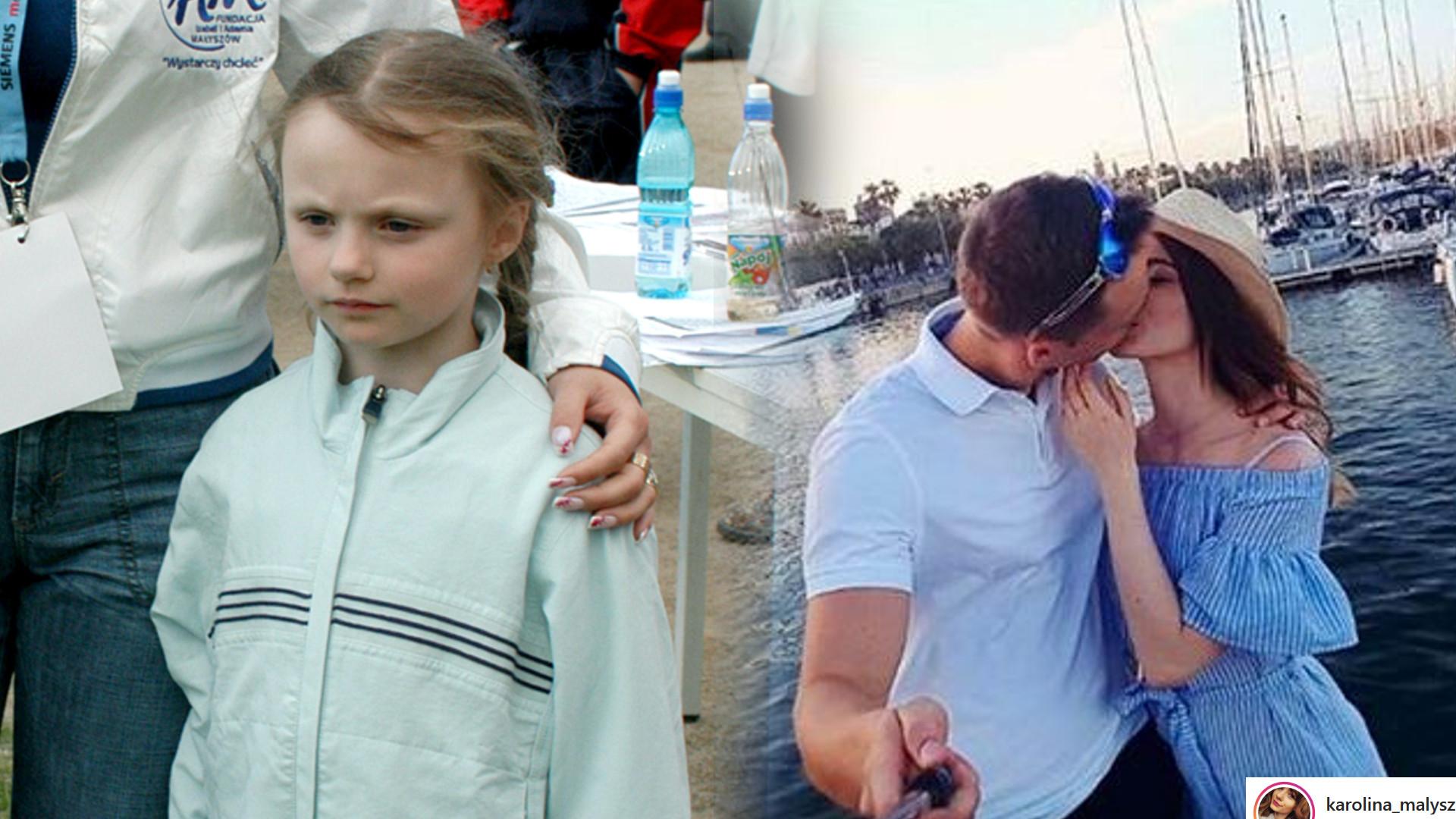 Córka Adama Małysza, Karolina, zaręczyła się!