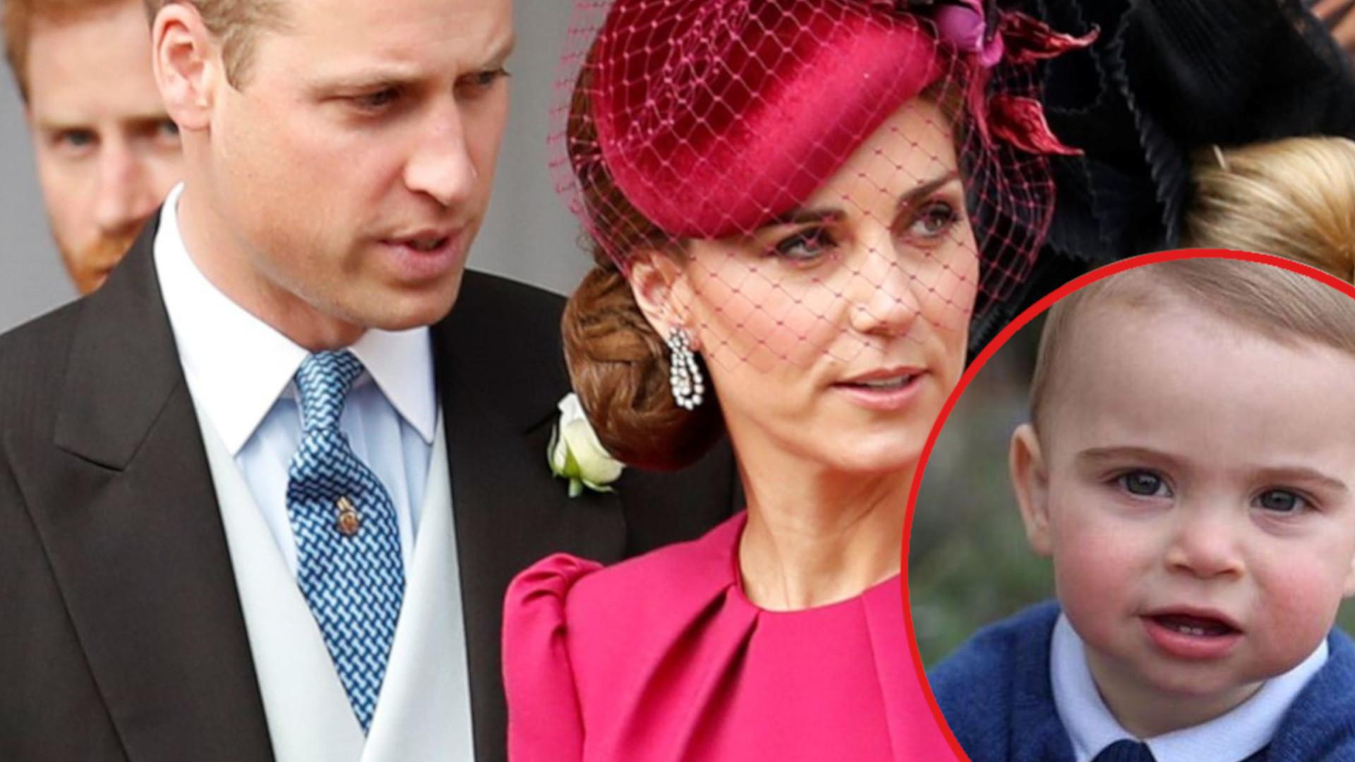 Książę William PRZEGAPIŁ 1. urodziny swojego syna Louisa z bardzo PRZYKREGO powodu