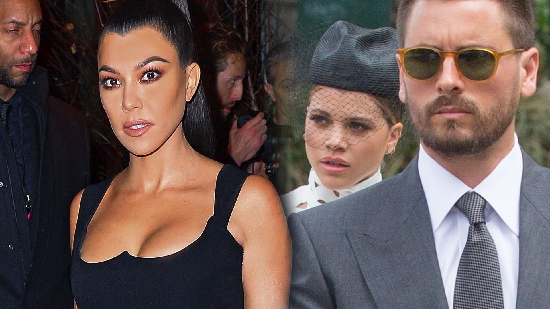 Kourtney Kardashian wrzuciła fotkę z wyjazdu do Finlandii – była tam ze Scottem i Sofią