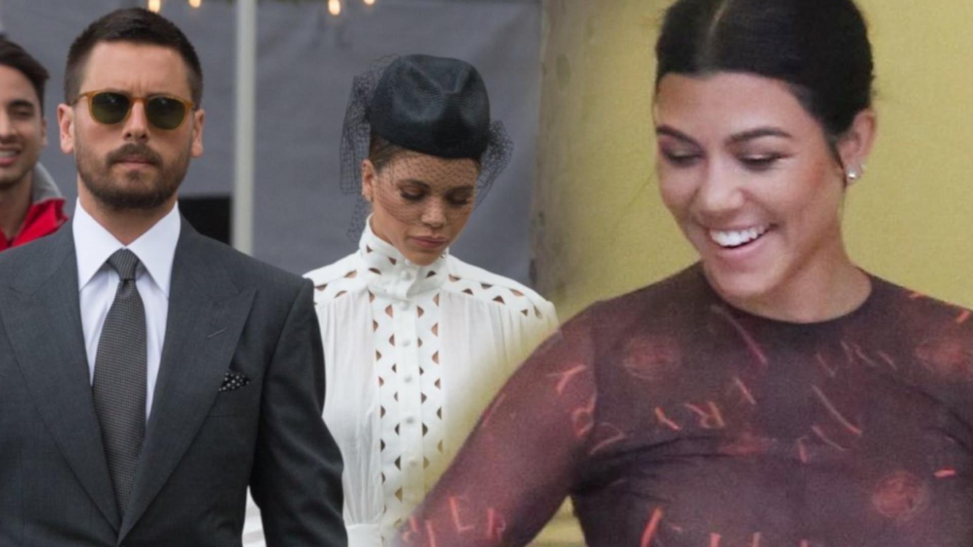 Kourtney Kardashian i Scott Disick są na wakacjach… BEZ Sofii Richie!