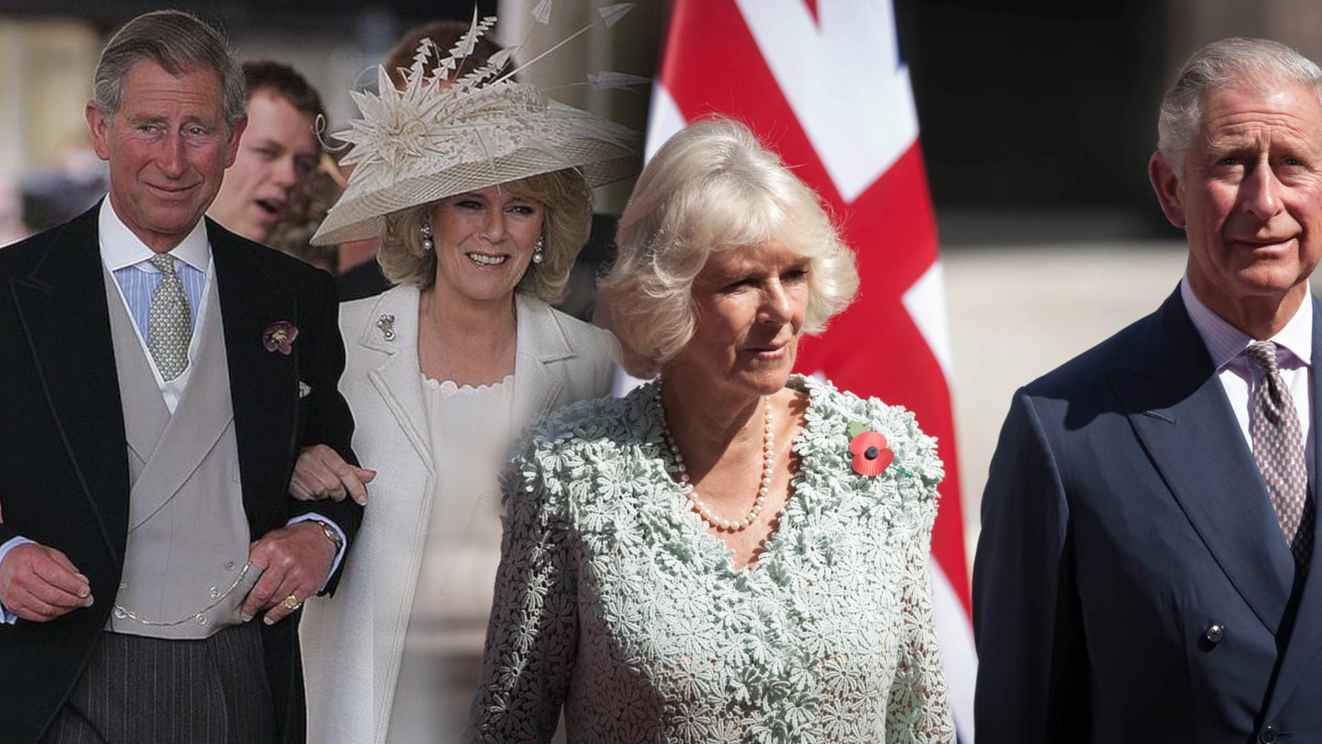 Zaskakujące wyznanie Simona Dorante-Daya, nieślubnego syna księżnej Camilli i księcia Karola