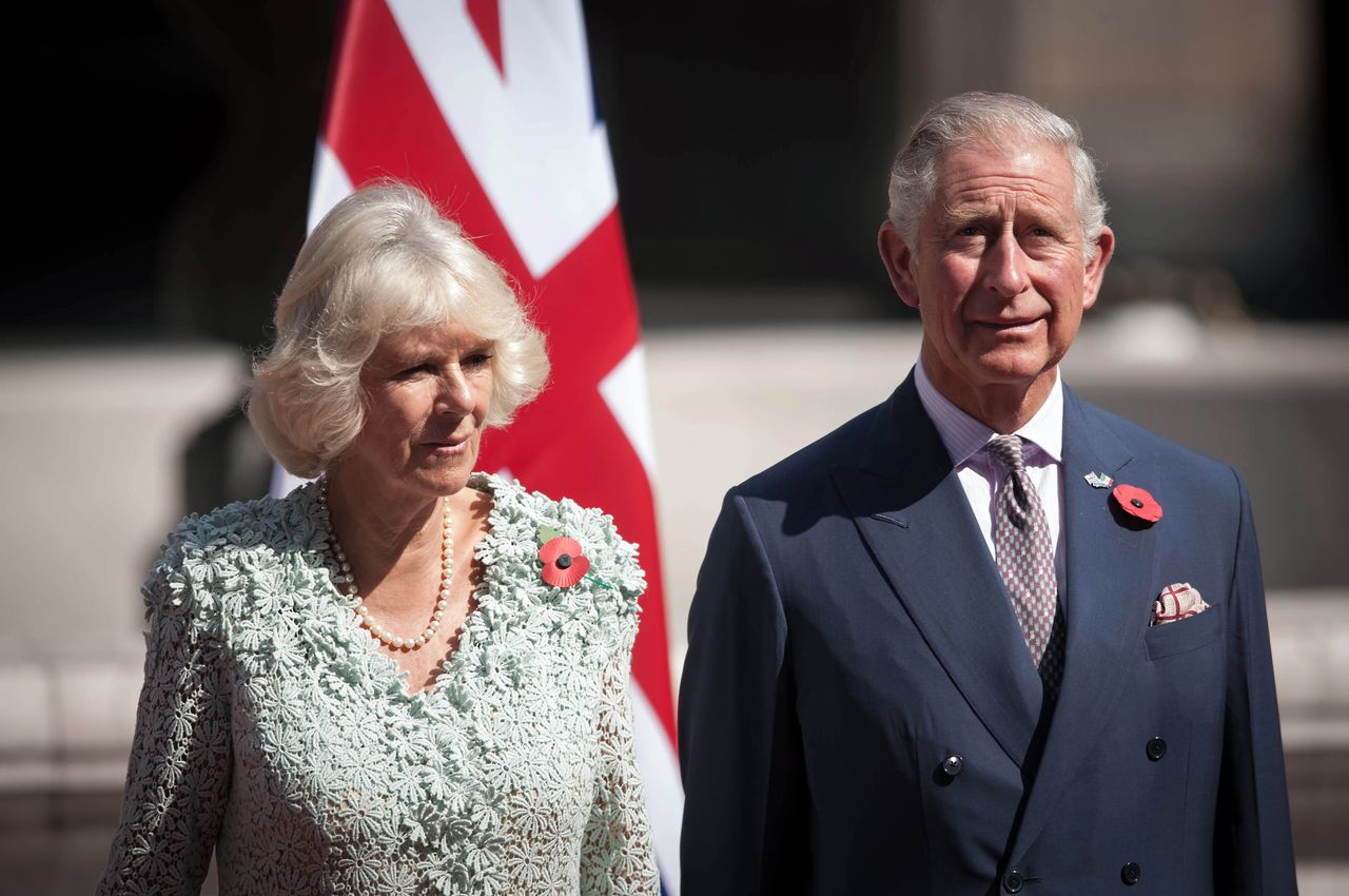 księżna Camilla książę Karol