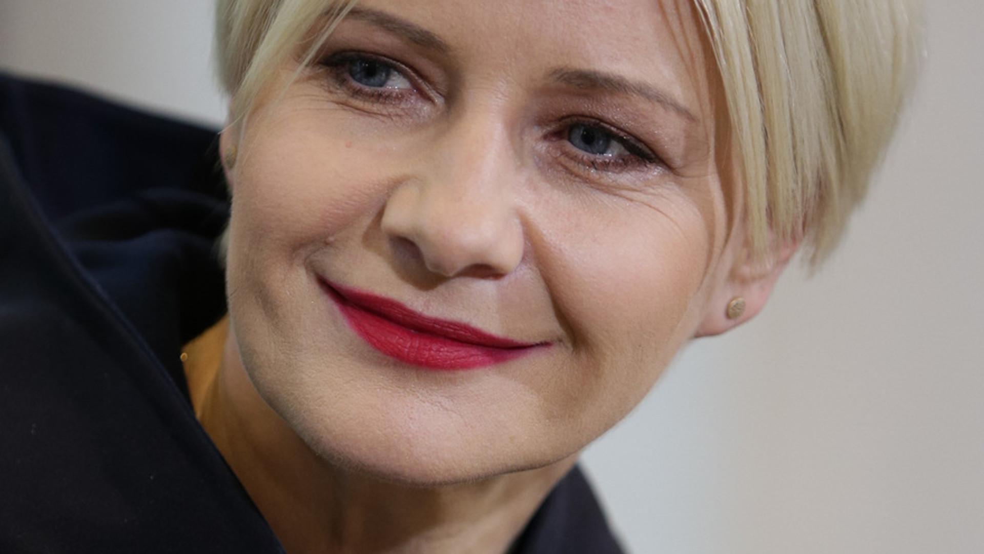 Małgorzata Kożuchowska ZAPUSZCZA włosy? (ZDJĘCIA)