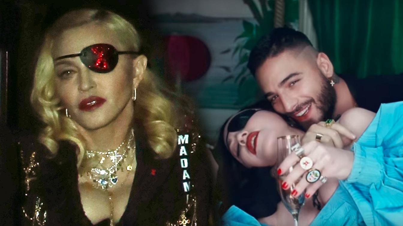Madonna po czterech latach wróciła na scenę. Jej najnowszy teledysk to prawdziwa petarda