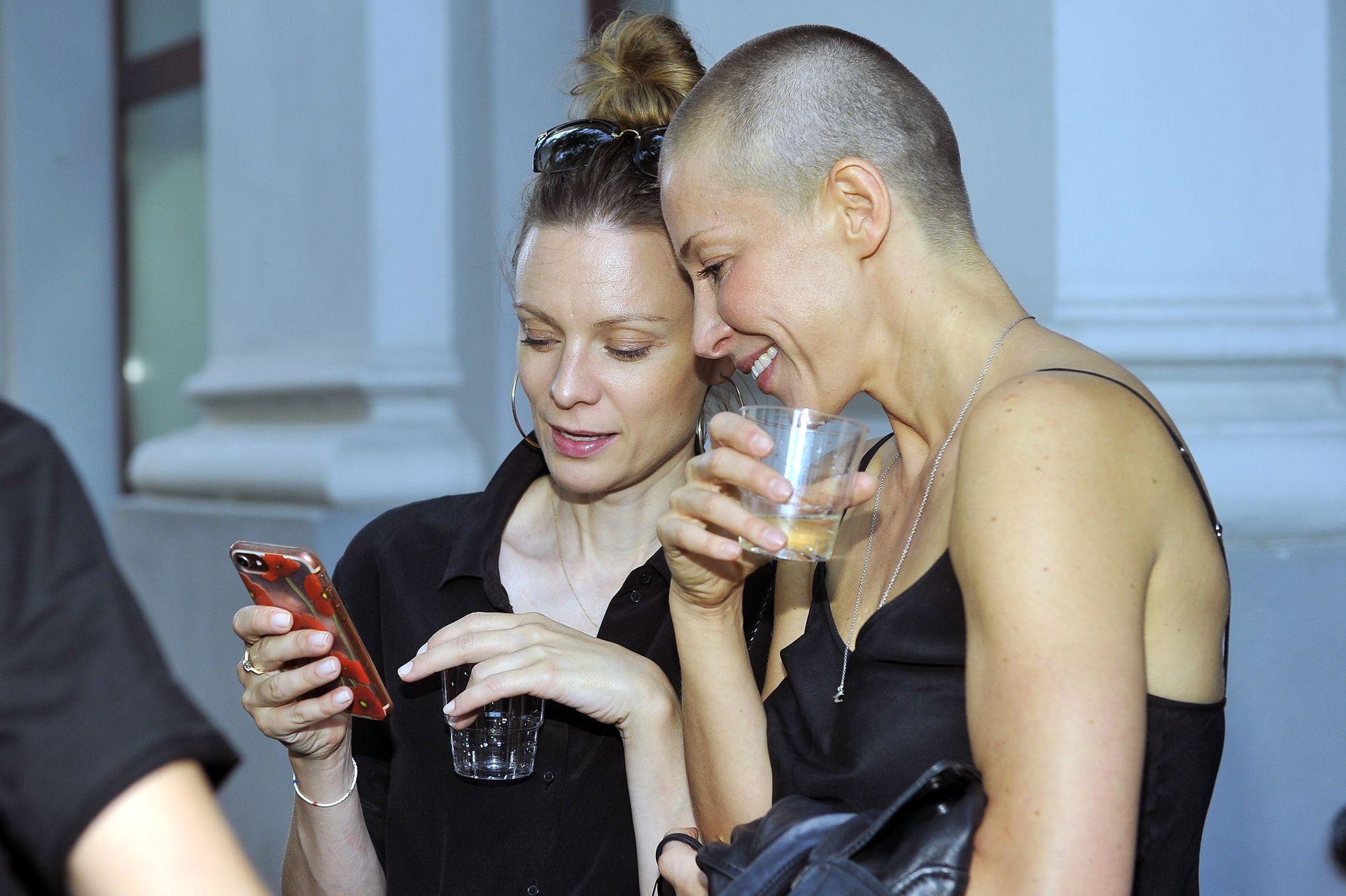 scena z: Magdalena Boczarska, Katarzyna Warnke, SK:, , fot. Niemiec/AKPA